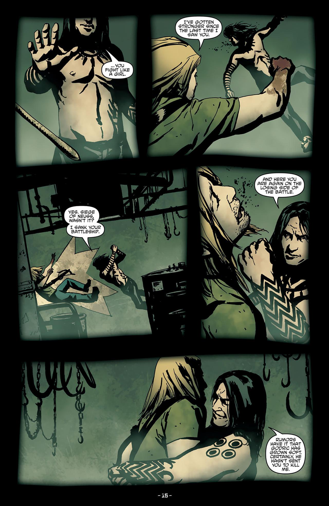 Read online True Blood (2012) comic -  Issue #2 - 16