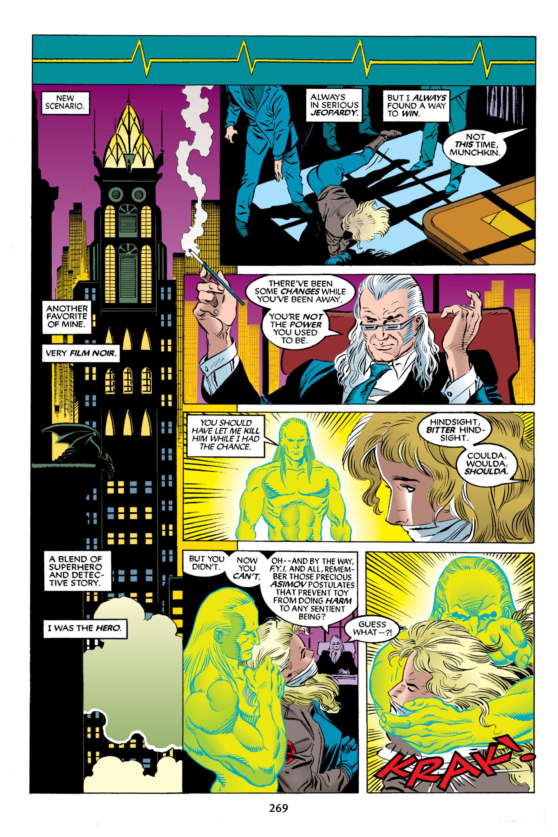 Read online Aliens vs. Predator Omnibus comic -  Issue # _TPB 2 Part 3 - 44
