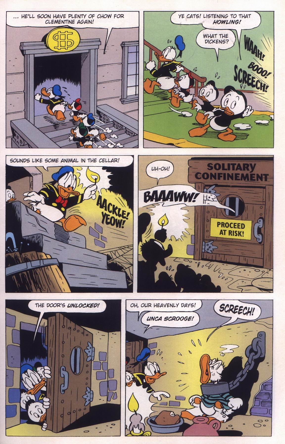 Read online Uncle Scrooge (1953) comic -  Issue #315 - 27