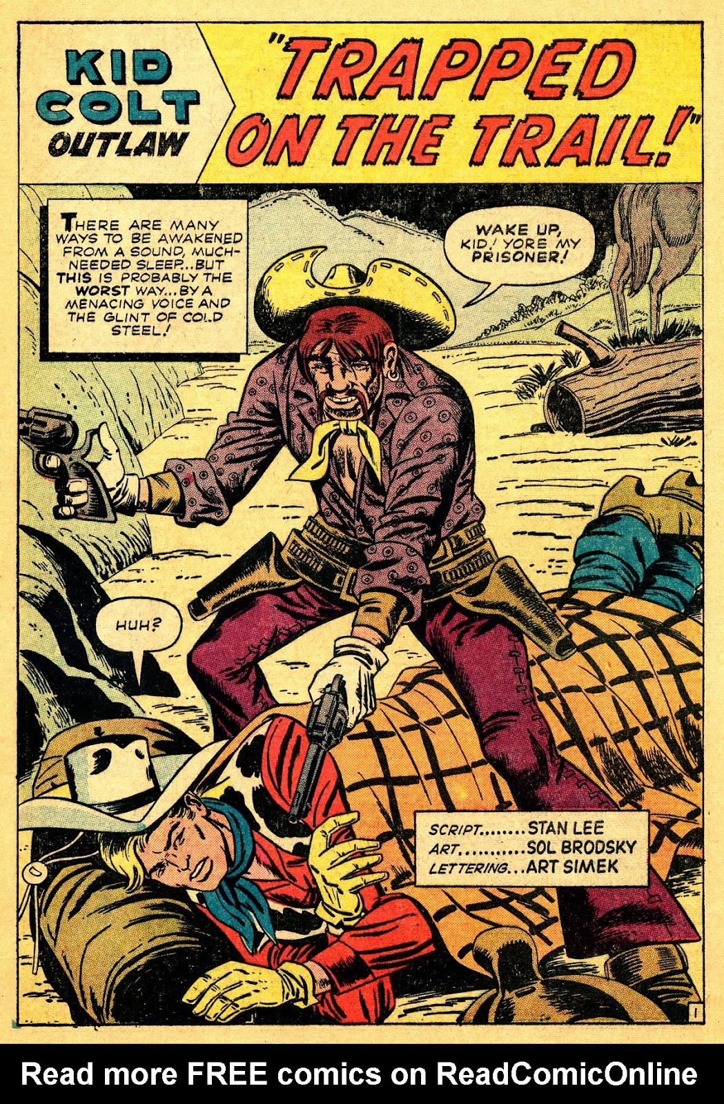 Kid Colt Outlaw issue 109 - Page 28