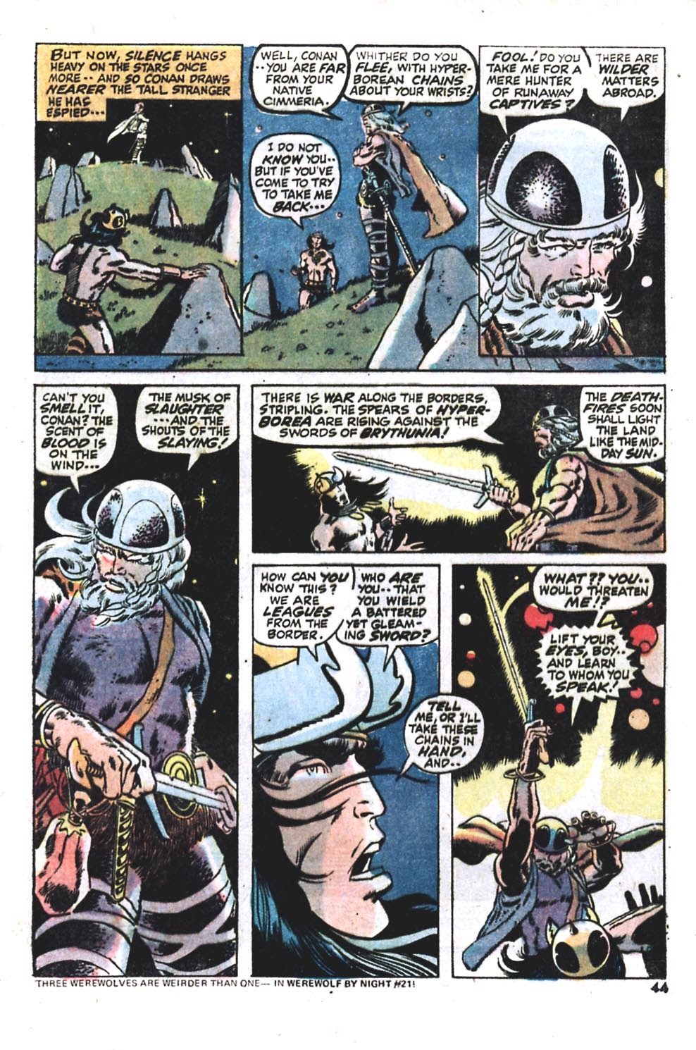 Giant-Size Conan issue 1 - Page 35
