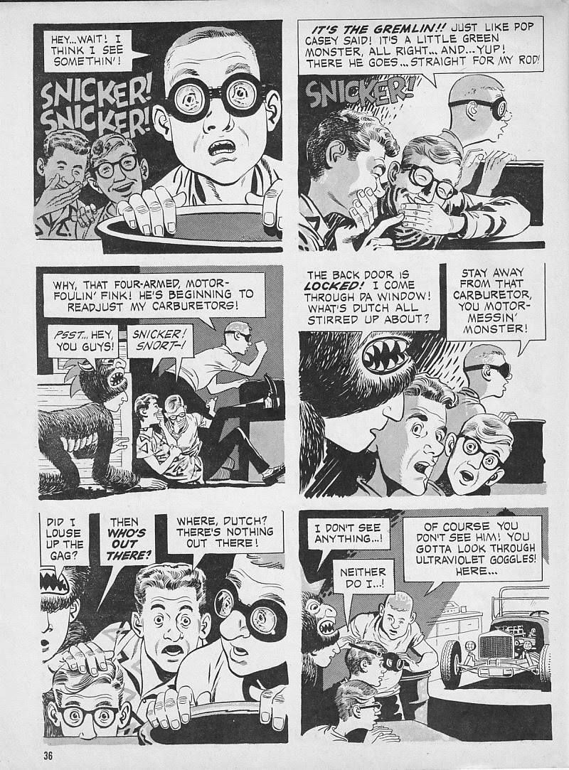Drag Cartoons issue 1 - Page 38