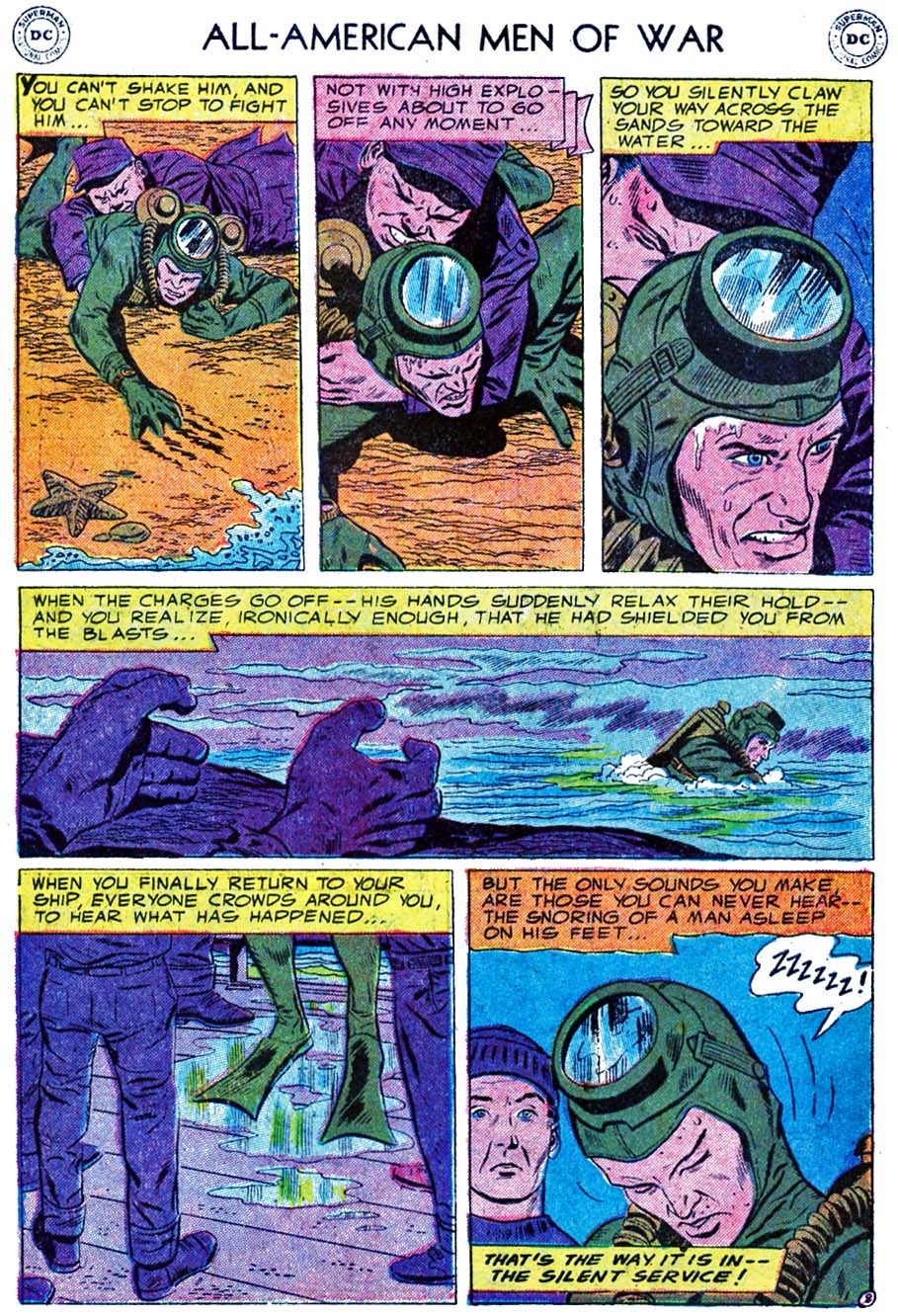All-American Men of War issue 23 - Page 10
