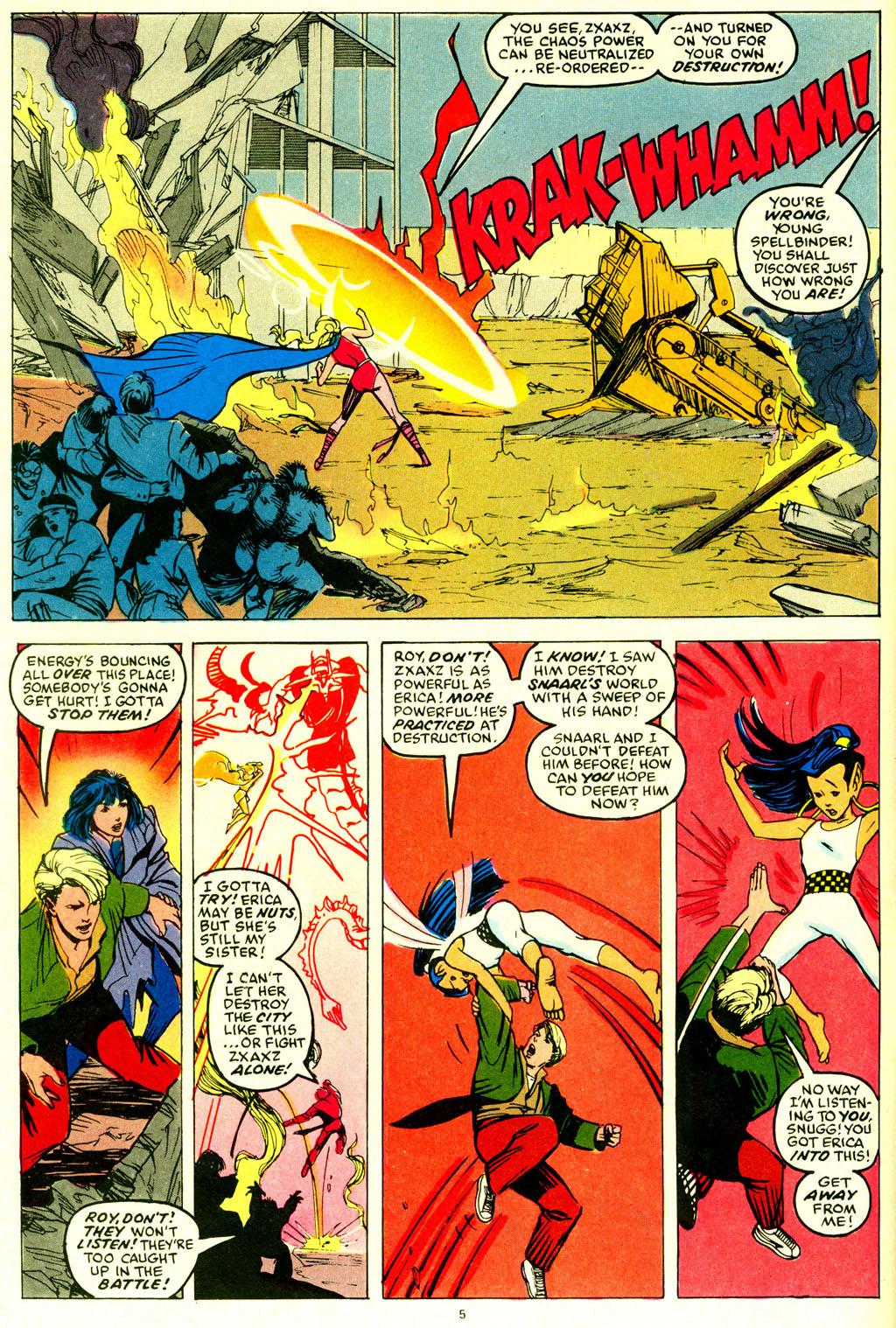 Read online Spellbound comic -  Issue #6 - 6