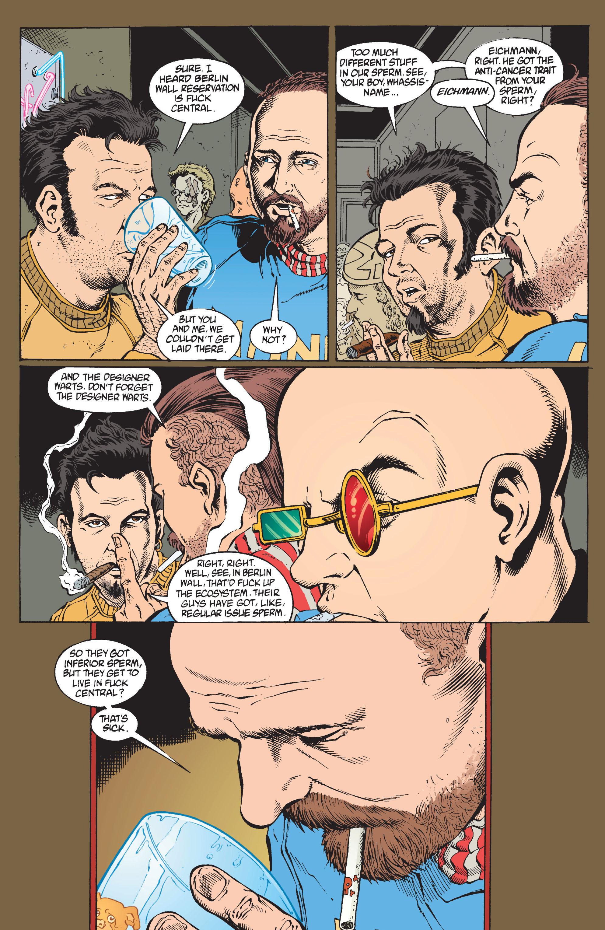 Read online Transmetropolitan comic -  Issue #9 - 7