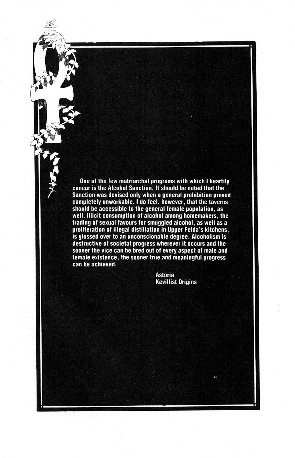 Cerebus Issue #165 #164 - English 17