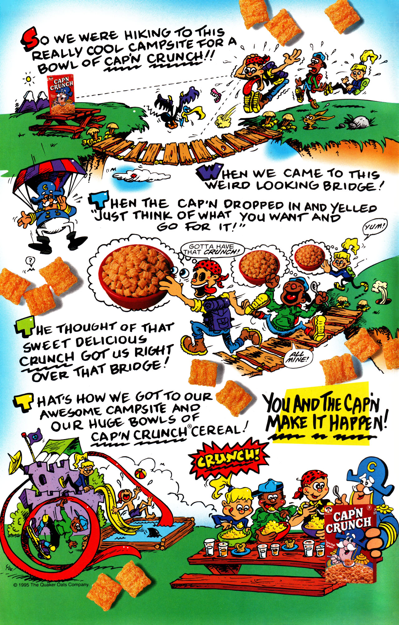 Read online Scooby-Doo (1995) comic -  Issue #15 - 2
