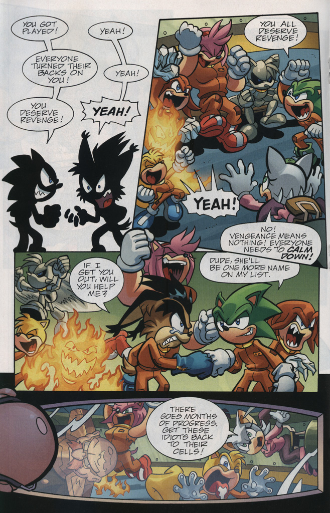 Read online Sonic Universe comic -  Issue #31 - 18