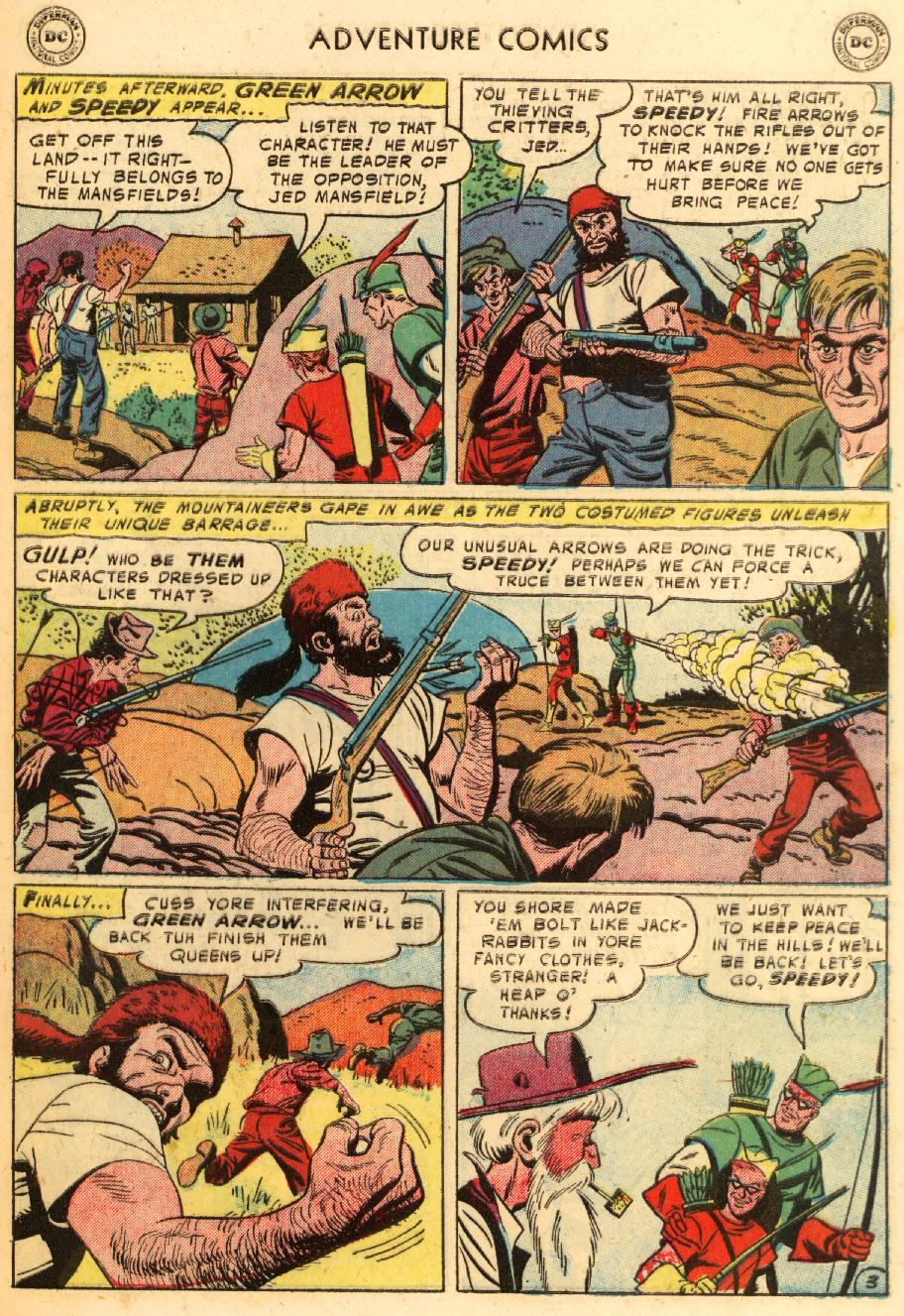 Read online Adventure Comics (1938) comic -  Issue #228 - 29