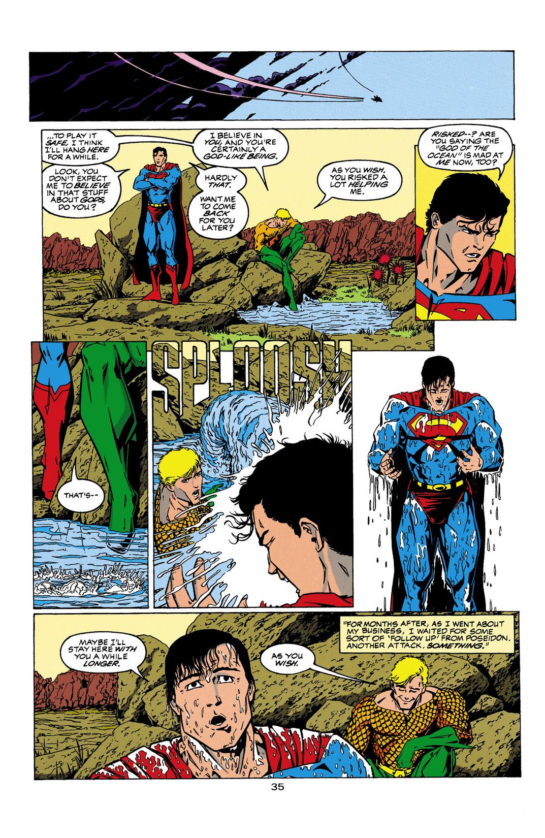 Read online Aquaman (1994) comic -  Issue #Aquaman (1994) _Annual 1 - 36