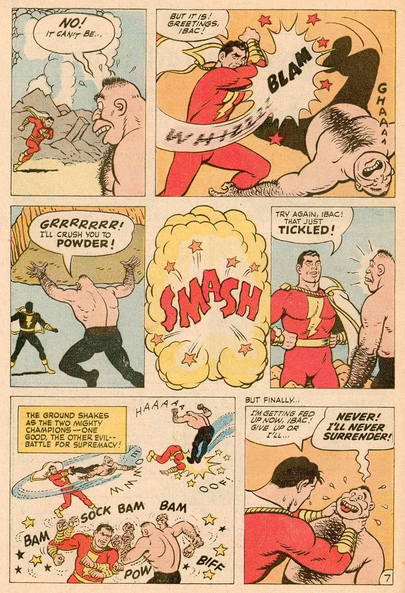 Read online Shazam! (1973) comic -  Issue #4 - 8