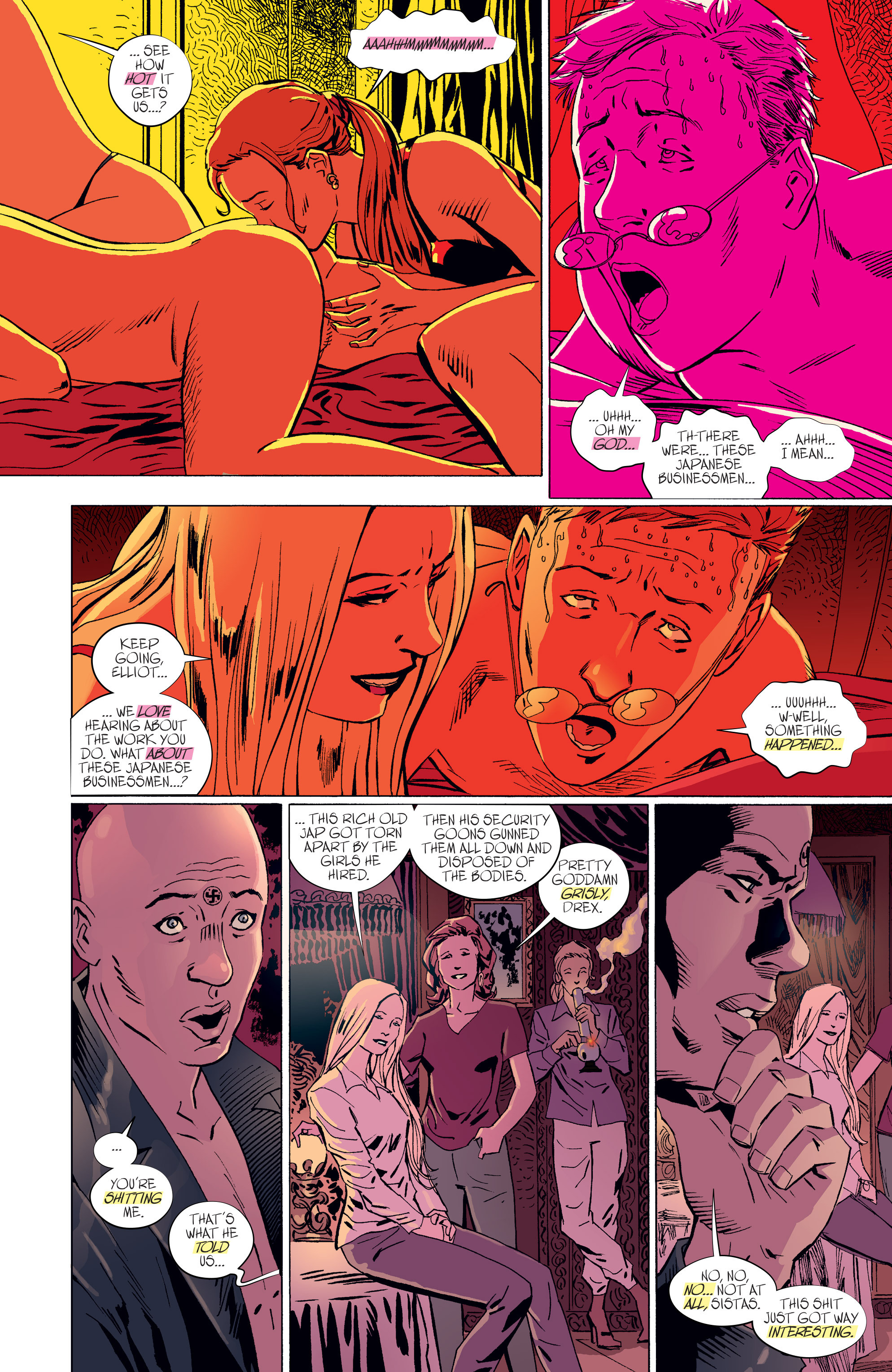 Read online Sex comic -  Issue #23 - 20
