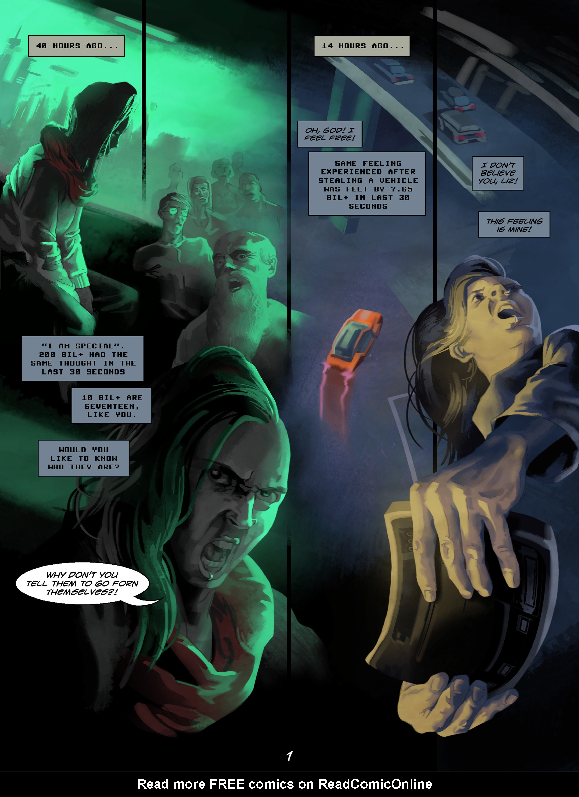 Read online Wynter comic -  Issue #5 - 2