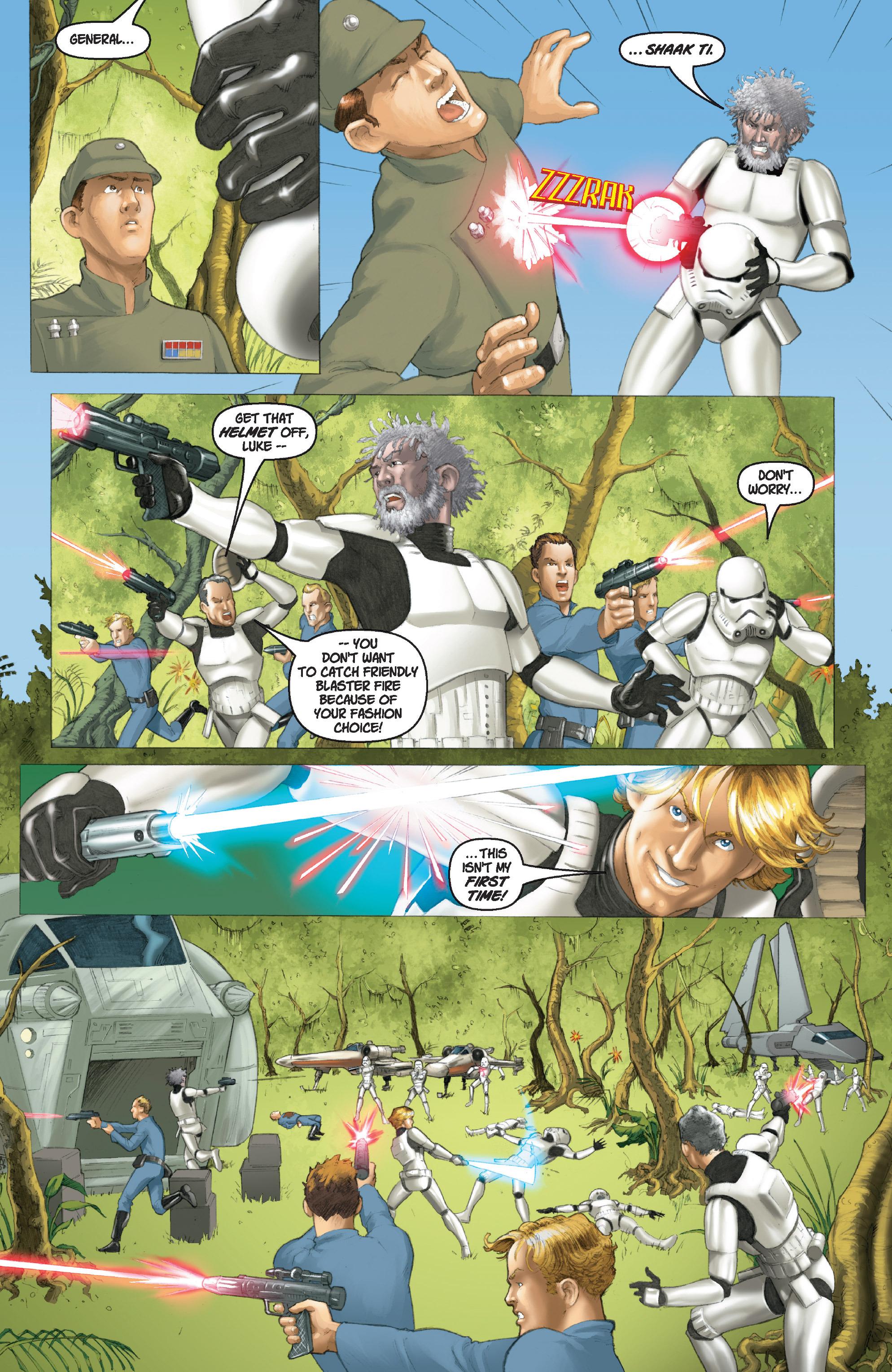 Read online Star Wars Omnibus comic -  Issue # Vol. 20 - 41