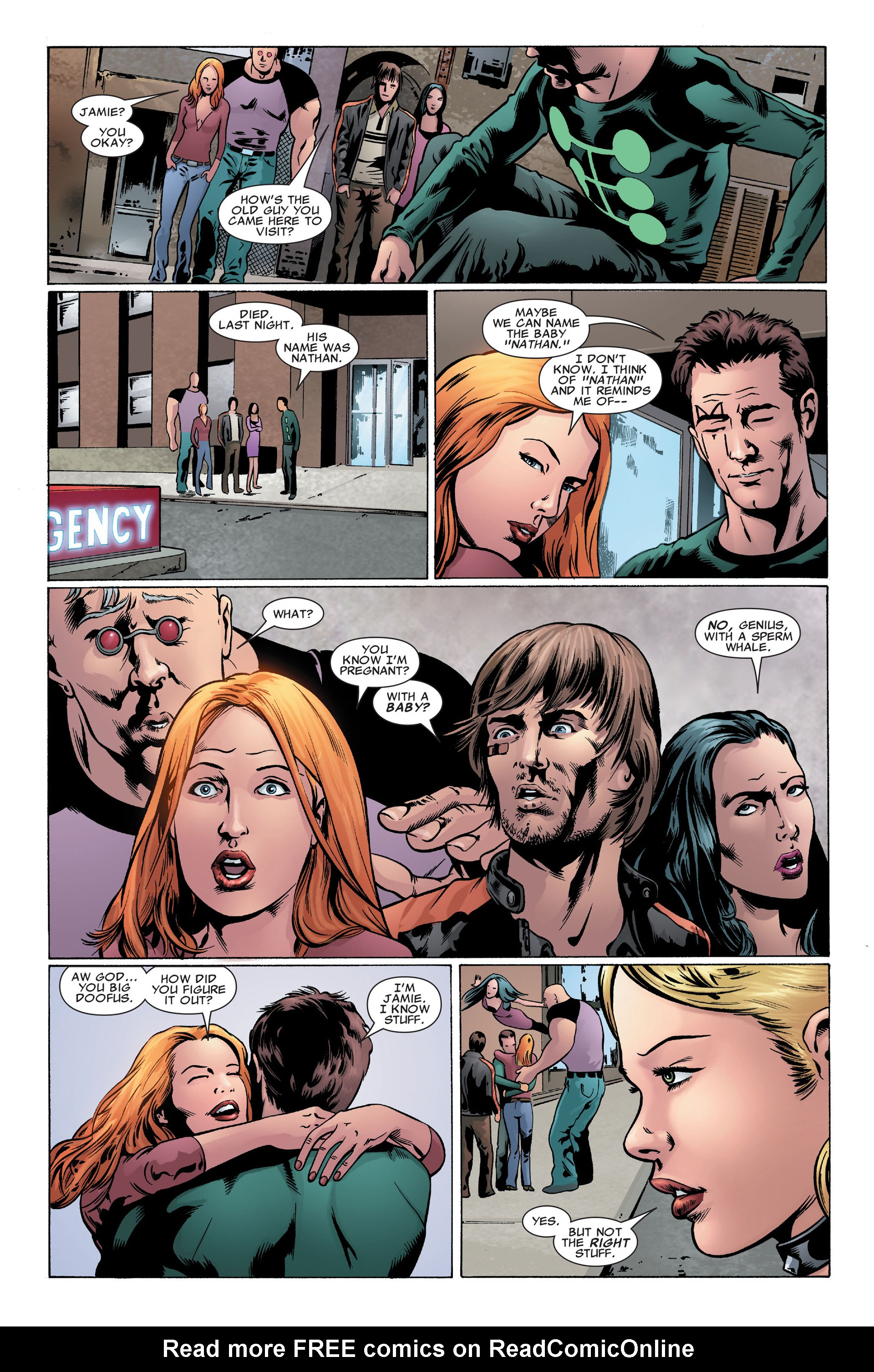 Read online X-Factor (2006) comic -  Issue #32 - 17