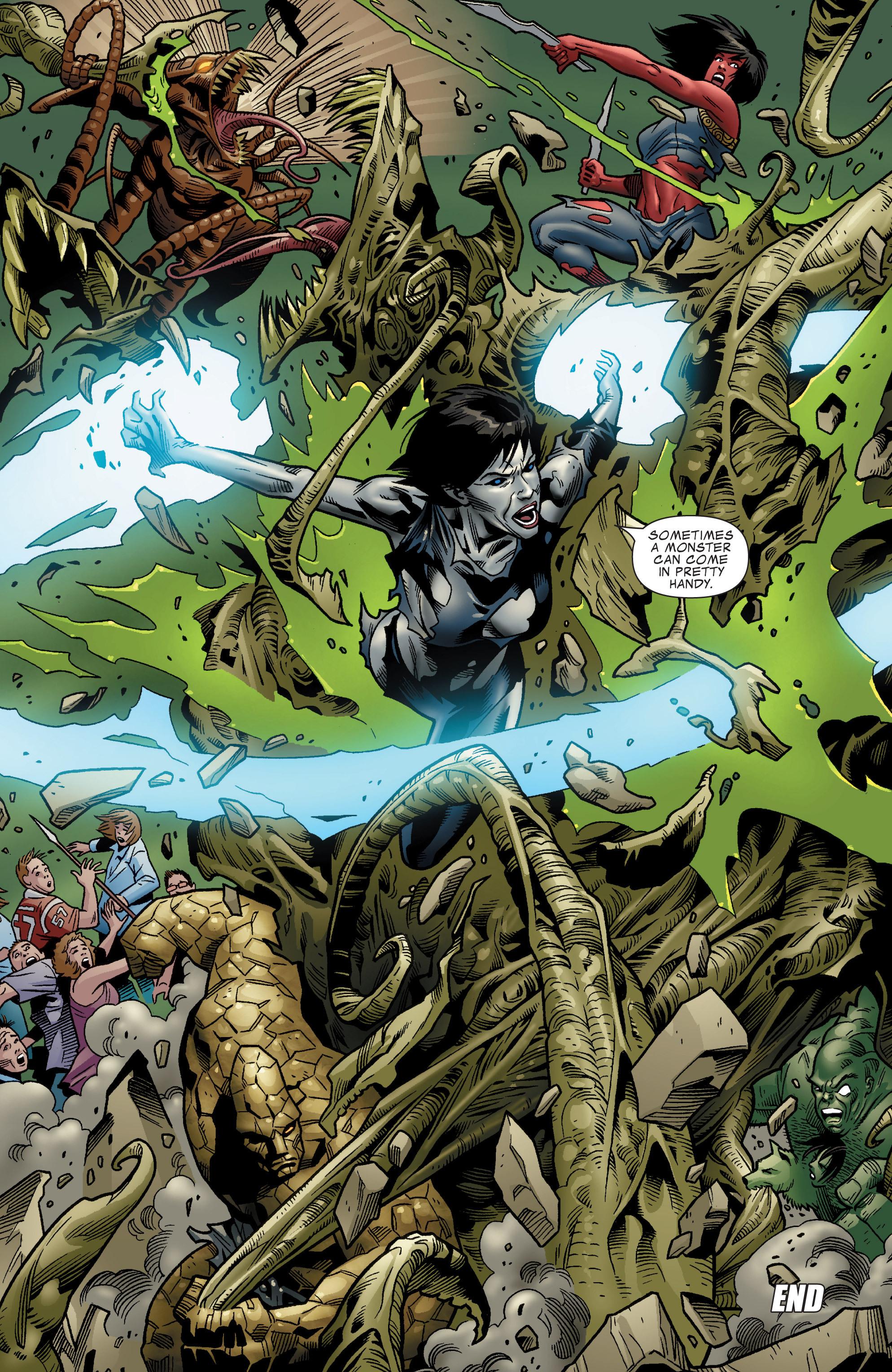 Read online World War Hulk Aftersmash: Warbound, Vol. 1 comic -  Issue #5 - 24