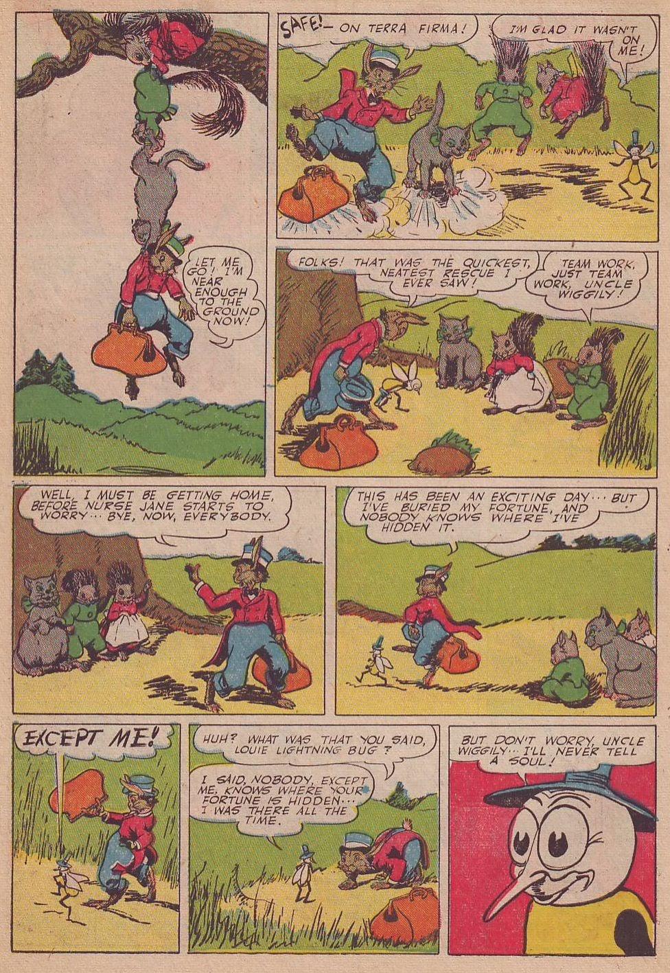 Read online Animal Comics comic -  Issue #17 - 10