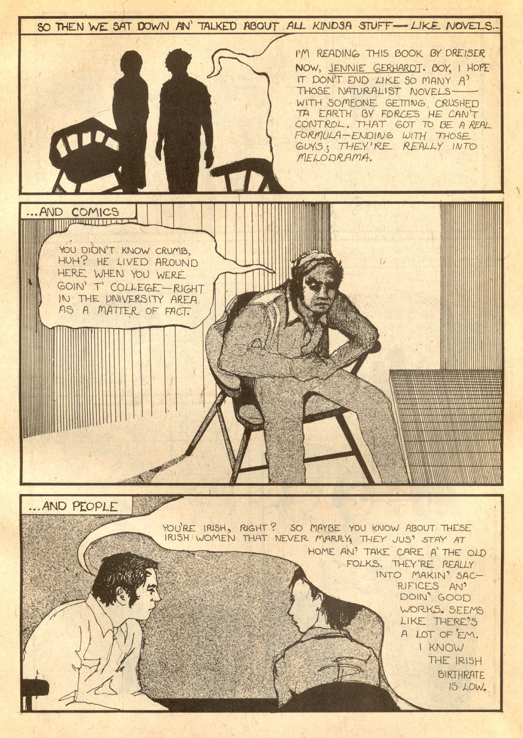 American Splendor (1976) issue 7 - Page 29