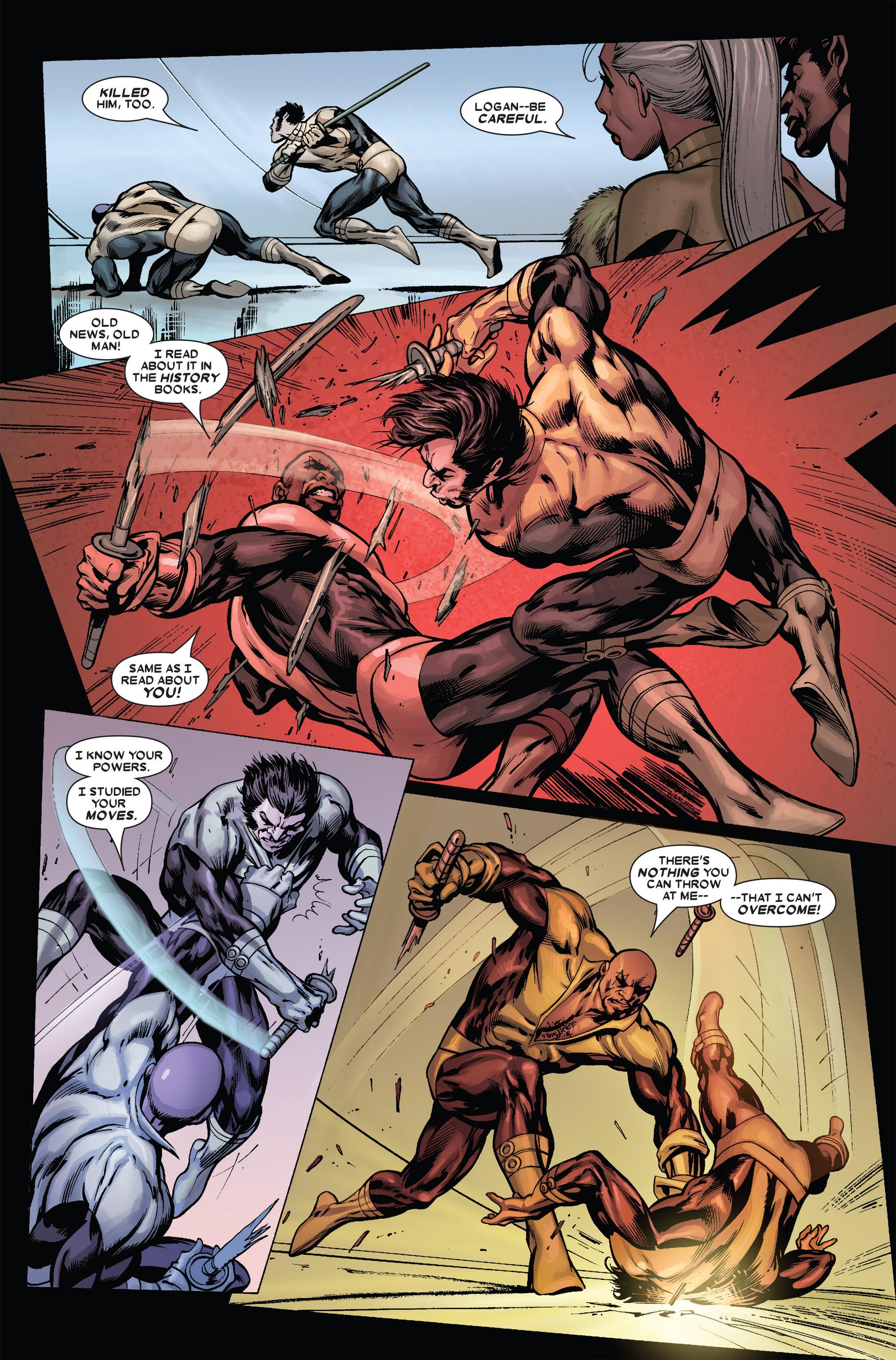 Read online Uncanny X-Men (1963) comic -  Issue #455 - 11
