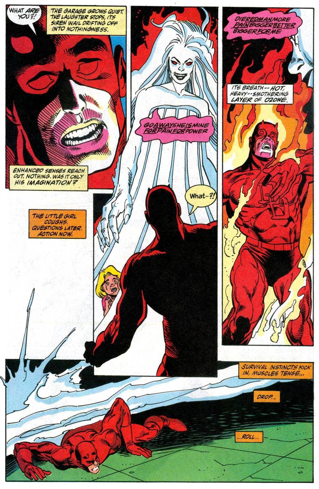 Read online Daredevil vs. Vapora comic -  Issue # Full - 14