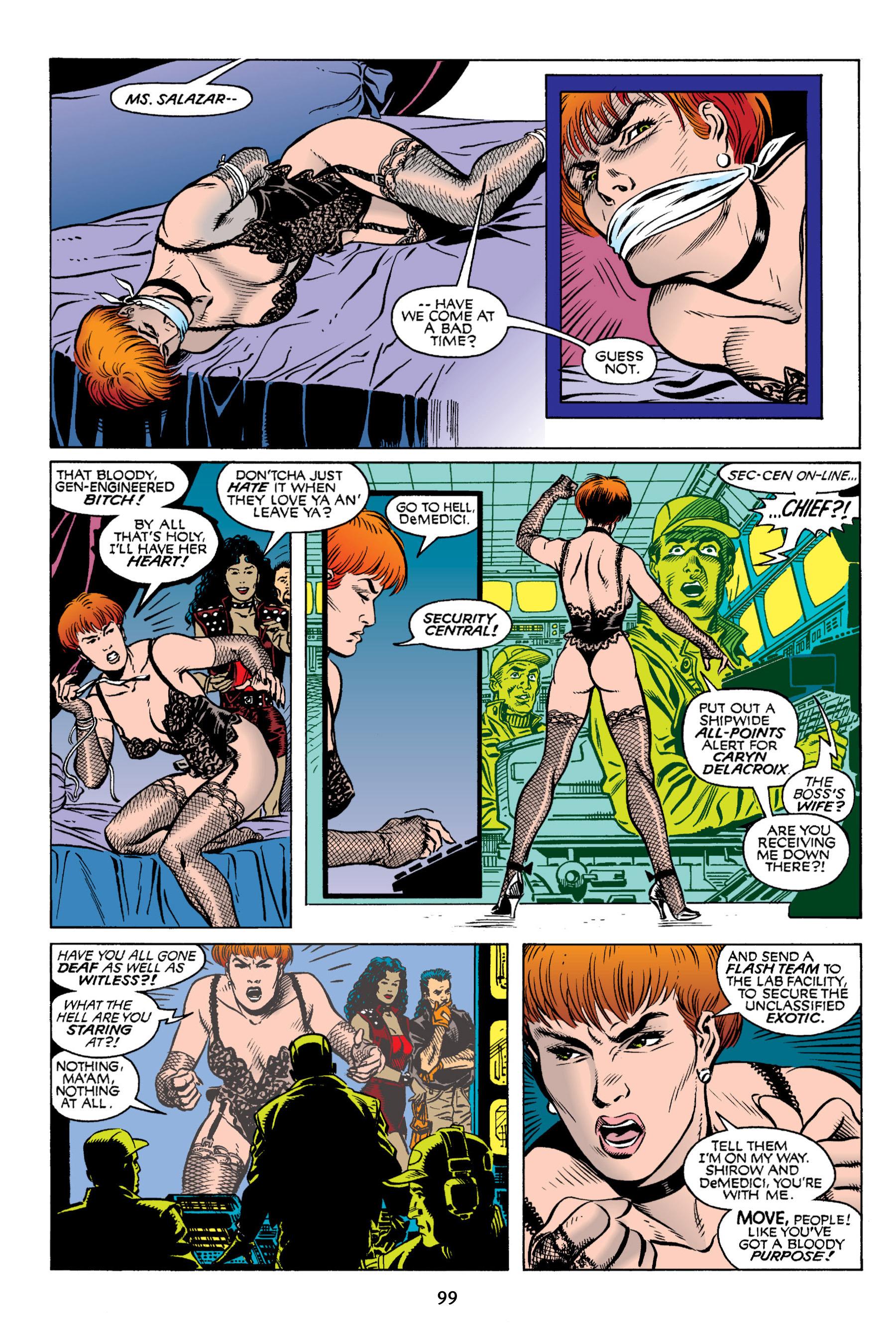 Read online Aliens vs. Predator Omnibus comic -  Issue # _TPB 2 Part 1 - 98