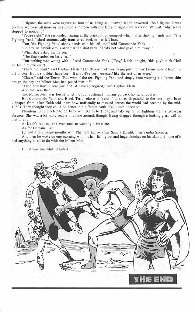 Read online Golden-Age Men of Mystery comic -  Issue #3 - 33