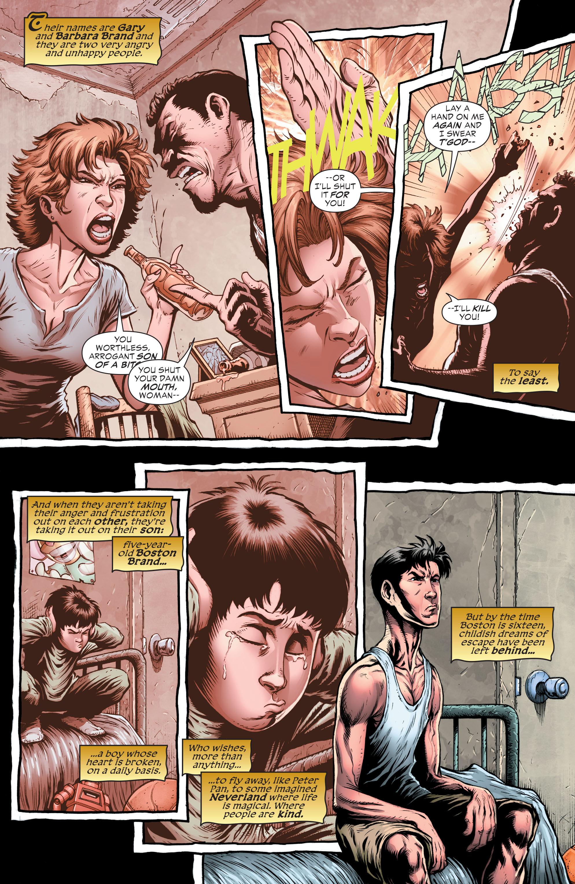 Read online Secret Origins (2014) comic -  Issue #6 - 13