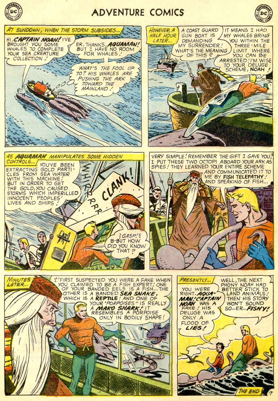 Read online Adventure Comics (1938) comic -  Issue #271 - 32
