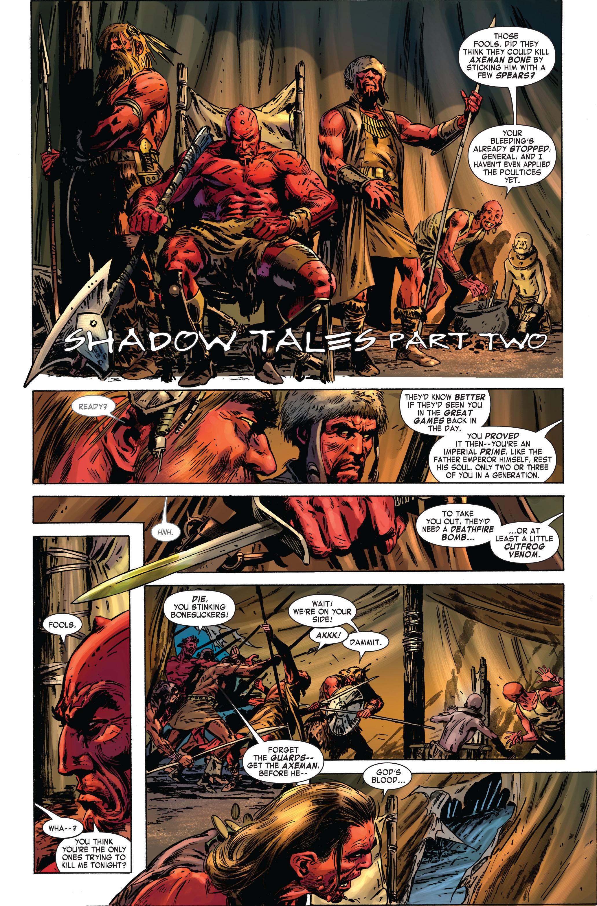 Read online Skaar: Son of Hulk comic -  Issue #3 - 16