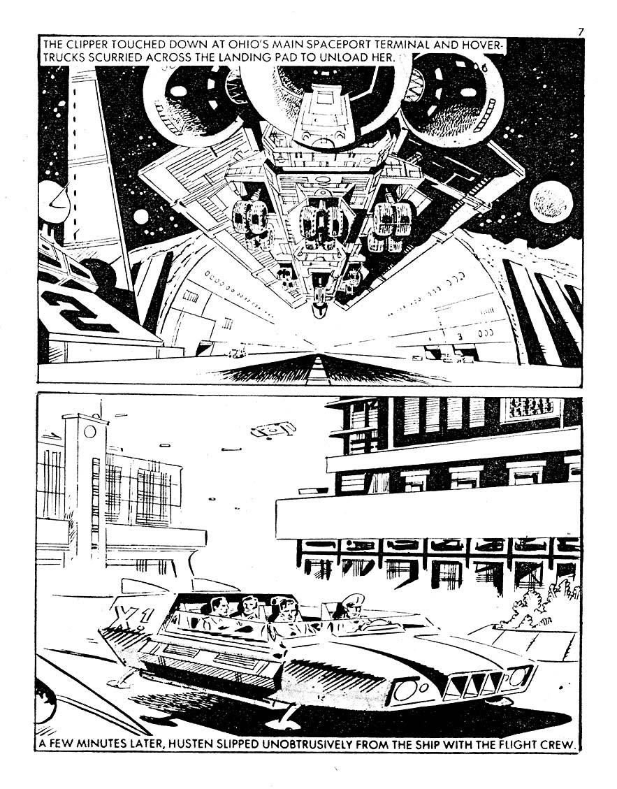 Starblazer issue 30 - Page 7
