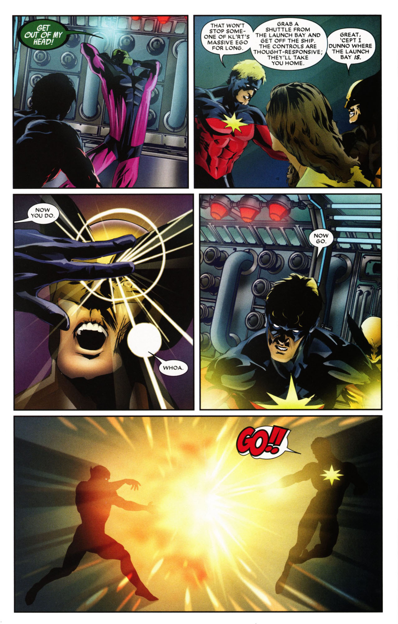 Read online Wolverine: First Class comic -  Issue #20 - 14