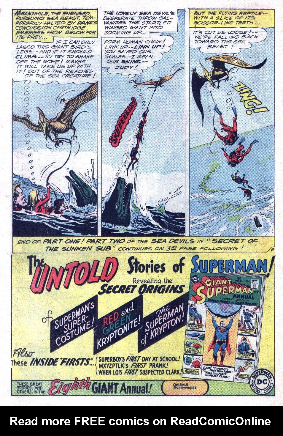 Read online Sea Devils comic -  Issue #15 - 10