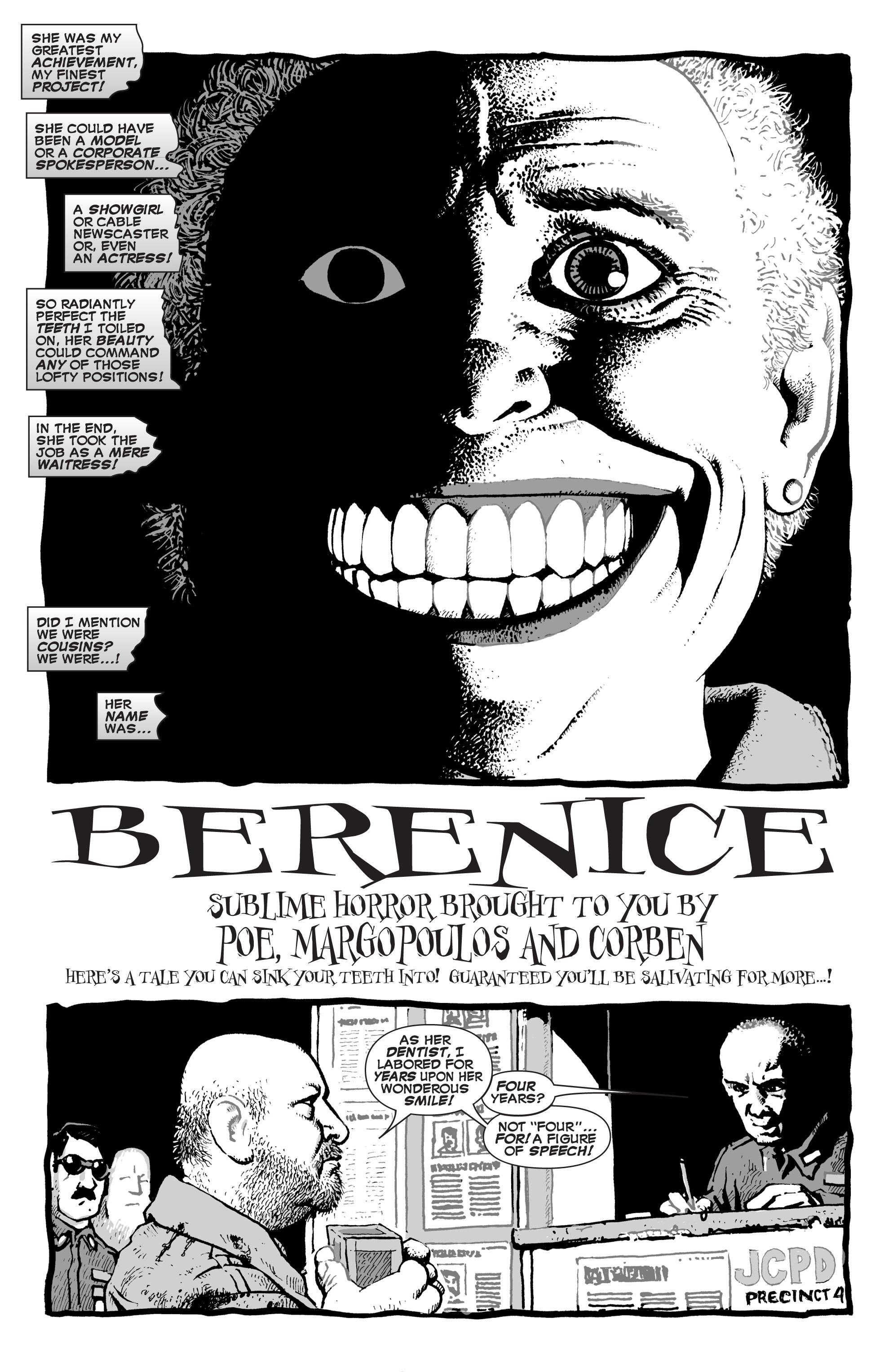 Read online Haunt of Horror: Edgar Allan Poe comic -  Issue #3 - 21