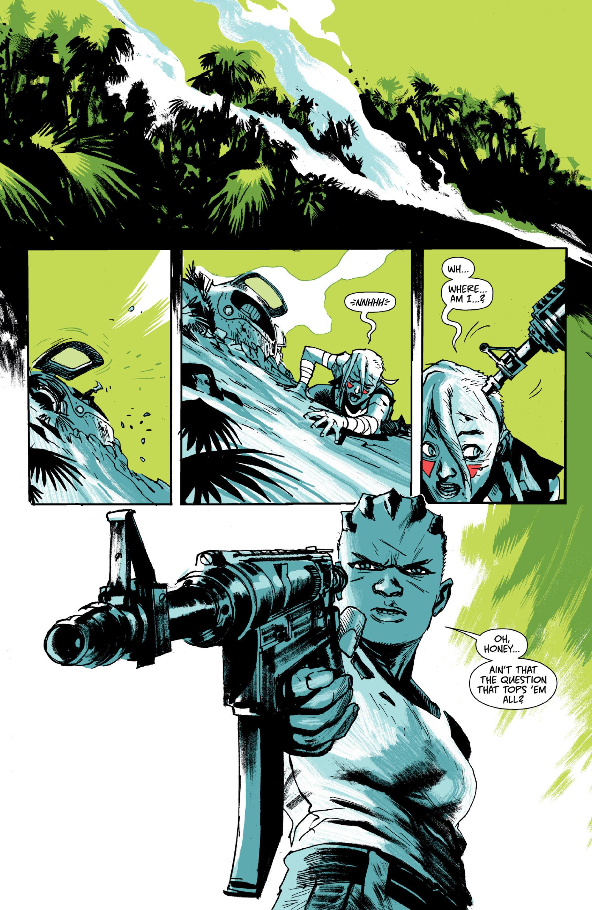 Read online Ei8ht comic -  Issue # TPB - 76