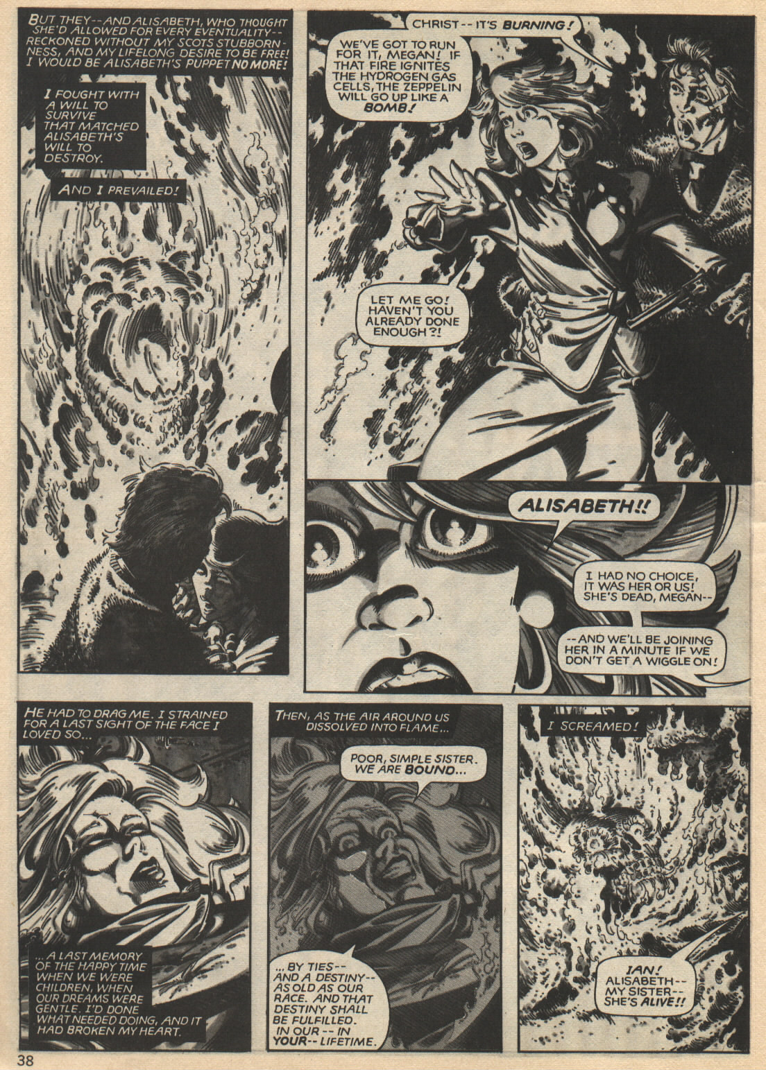 Bizarre Adventures (1981) issue 25 - Page 38