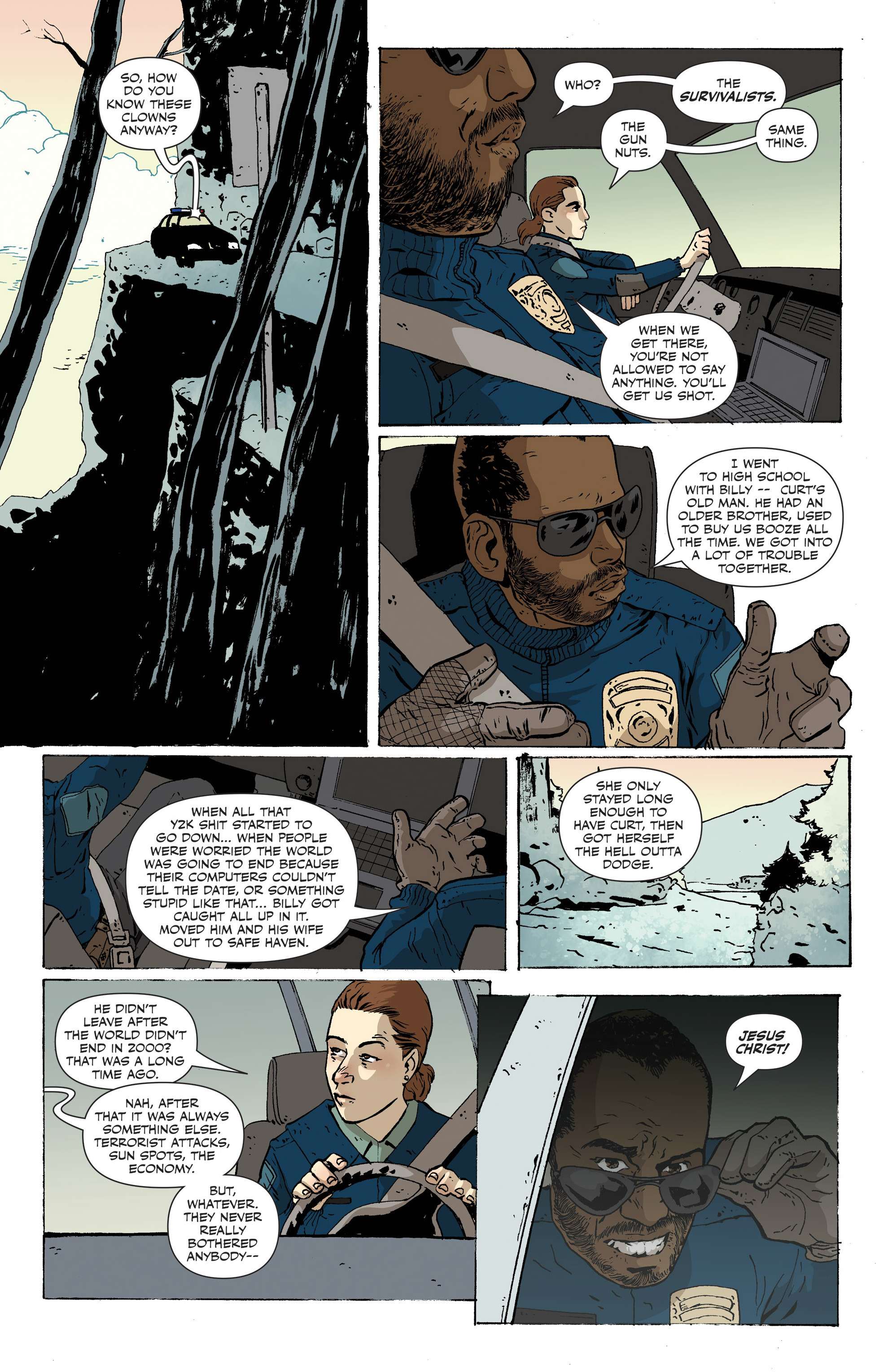 Read online Sheltered comic -  Issue #12 - 9
