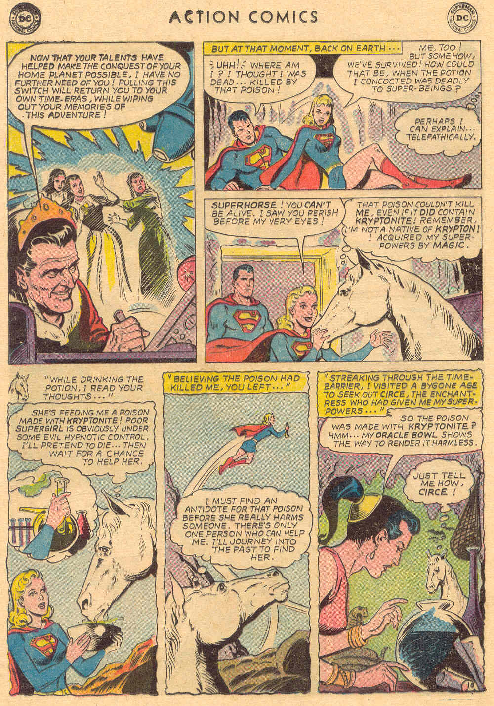Read online Action Comics (1938) comic -  Issue #323 - 28