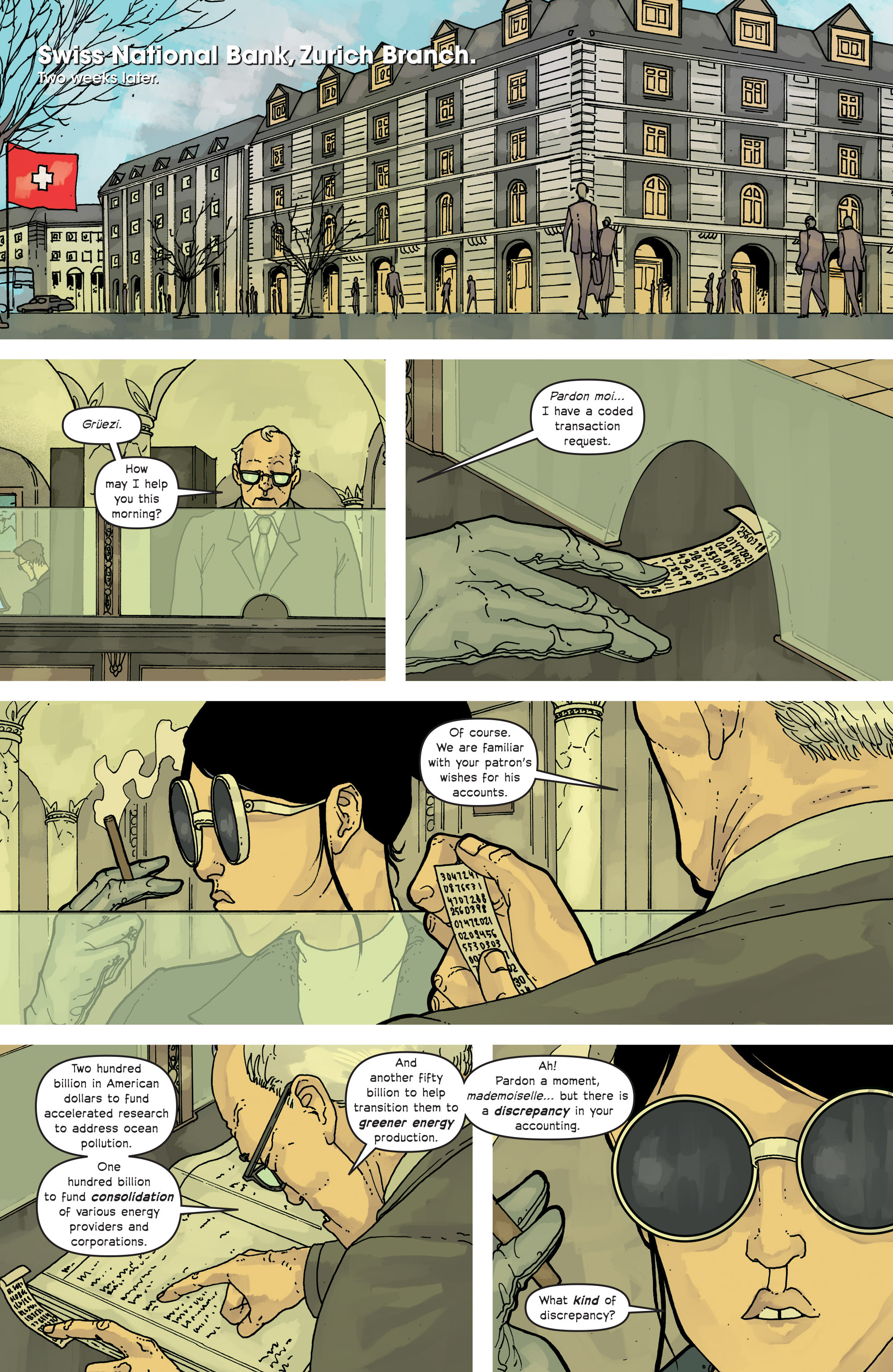 Read online Great Pacific comic -  Issue #18 - 25