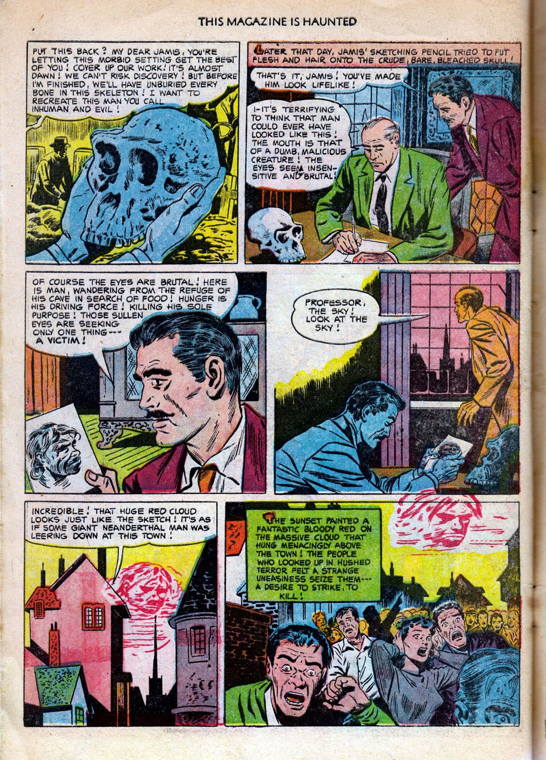 Read online This Magazine Is Haunted comic -  Issue #10 - 6