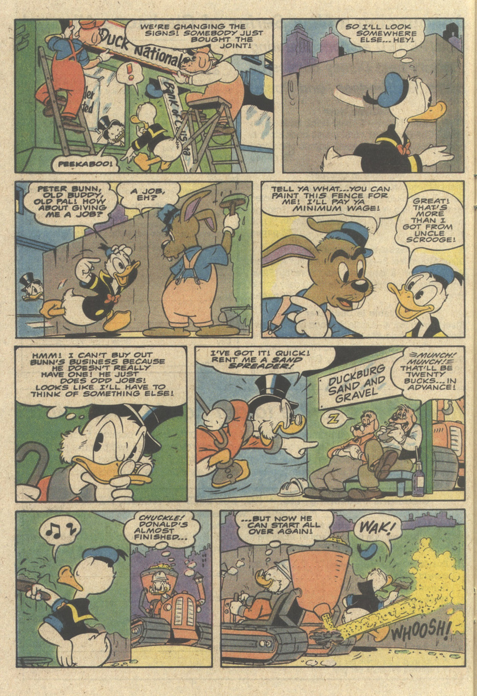 Read online Uncle Scrooge (1953) comic -  Issue #240 - 28