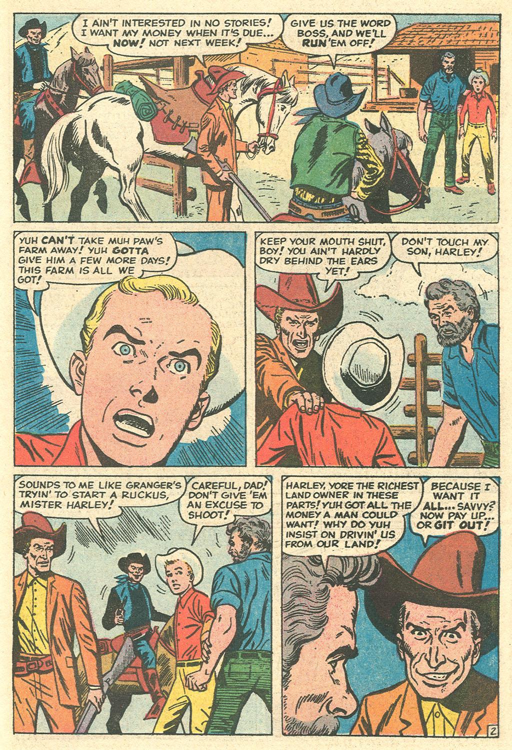 Read online Two-Gun Kid comic -  Issue #99 - 23