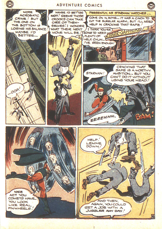 Read online Adventure Comics (1938) comic -  Issue #92 - 32