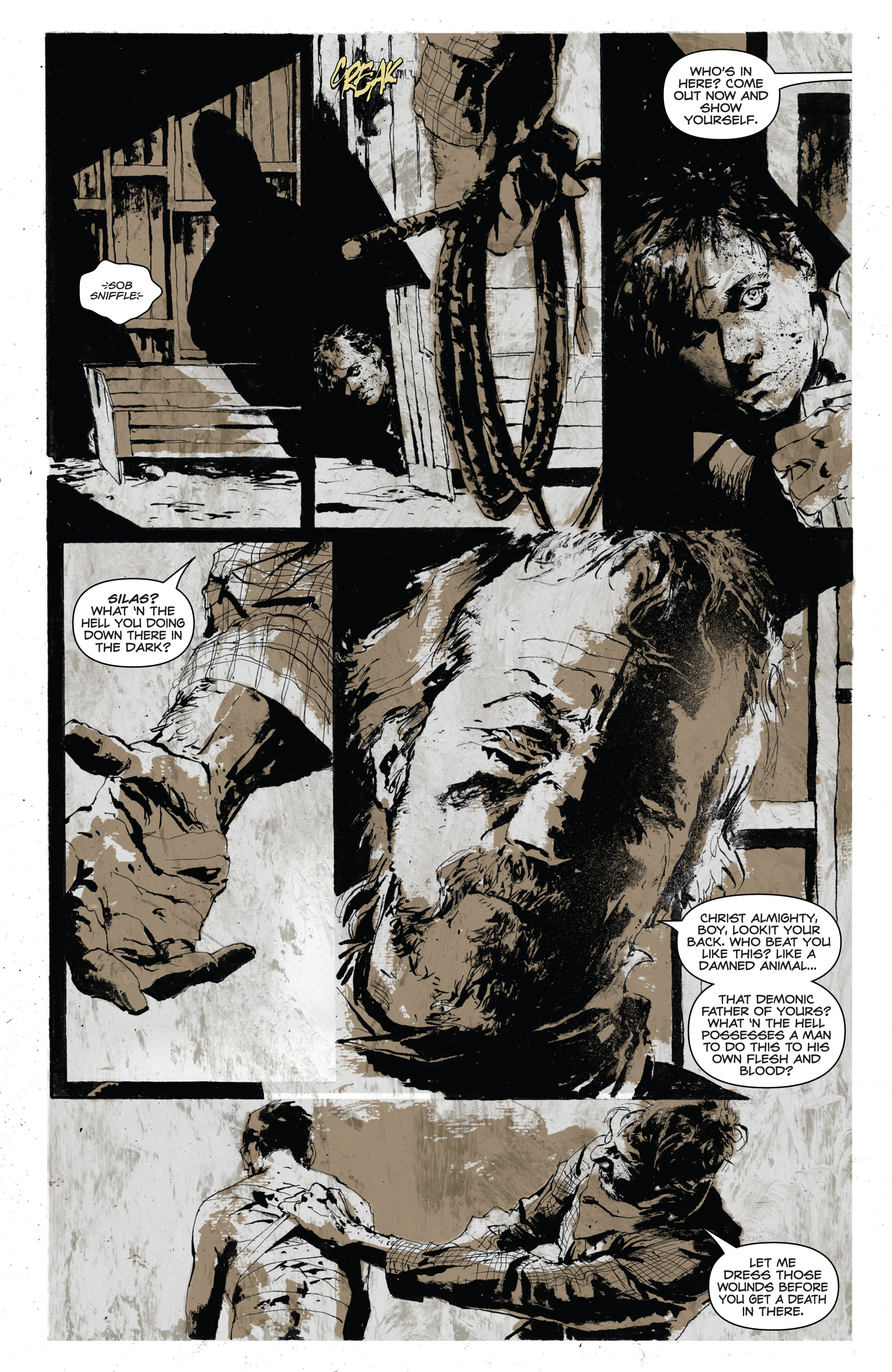 Read online Dead Irons comic -  Issue # TPB - 44