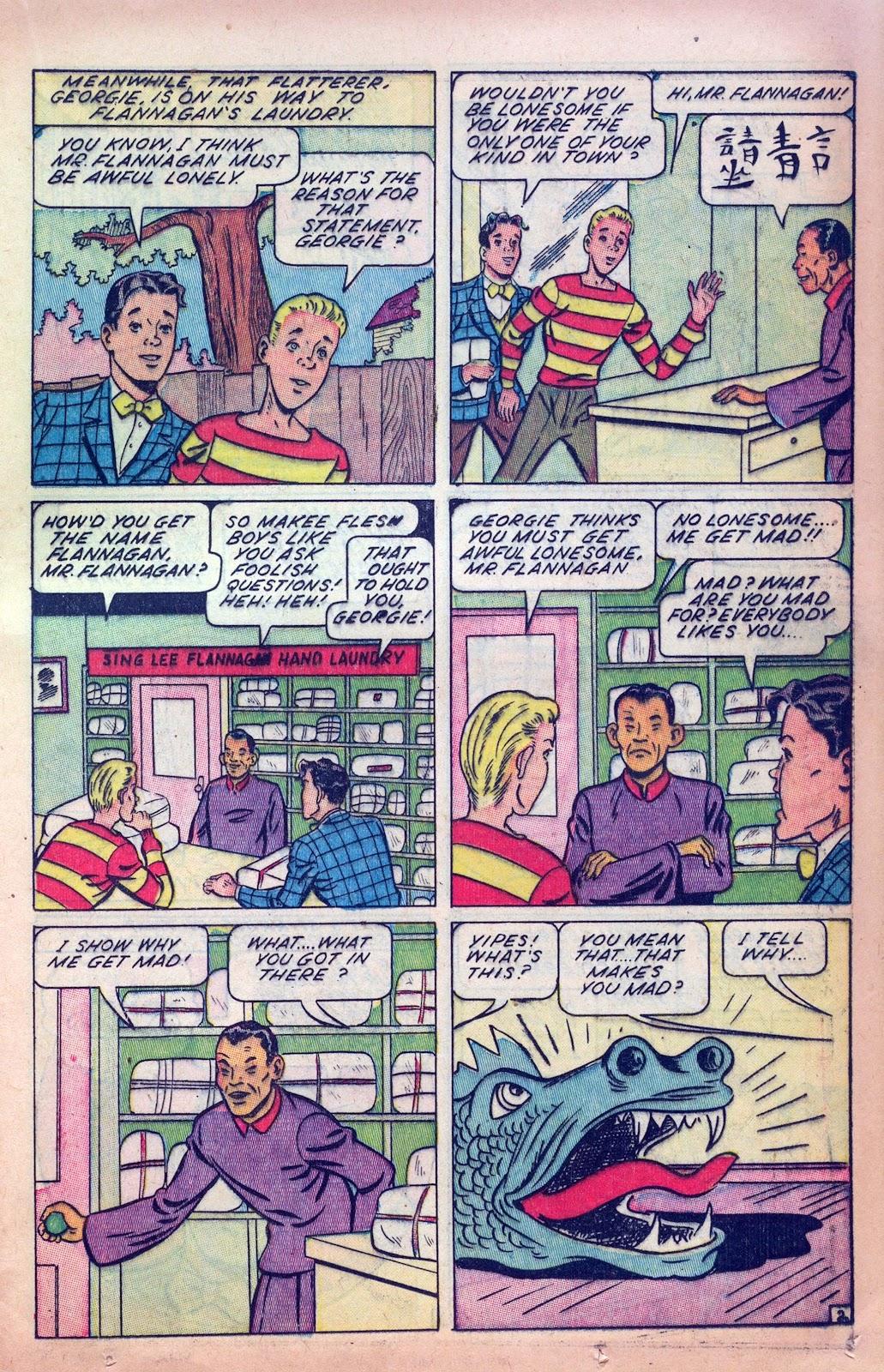 Read online Joker Comics comic -  Issue #25 - 23