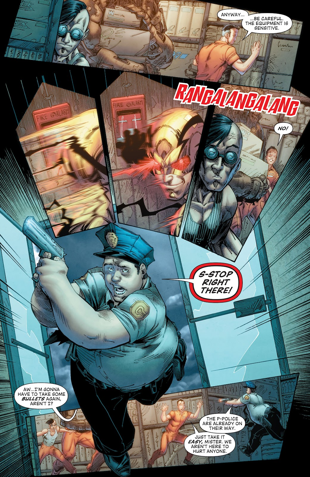 Read online The Flash (2011) comic -  Issue # _TPB 8 (Part 1) - 35