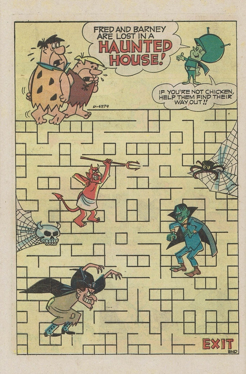 Great Gazoo issue 7 - Page 32