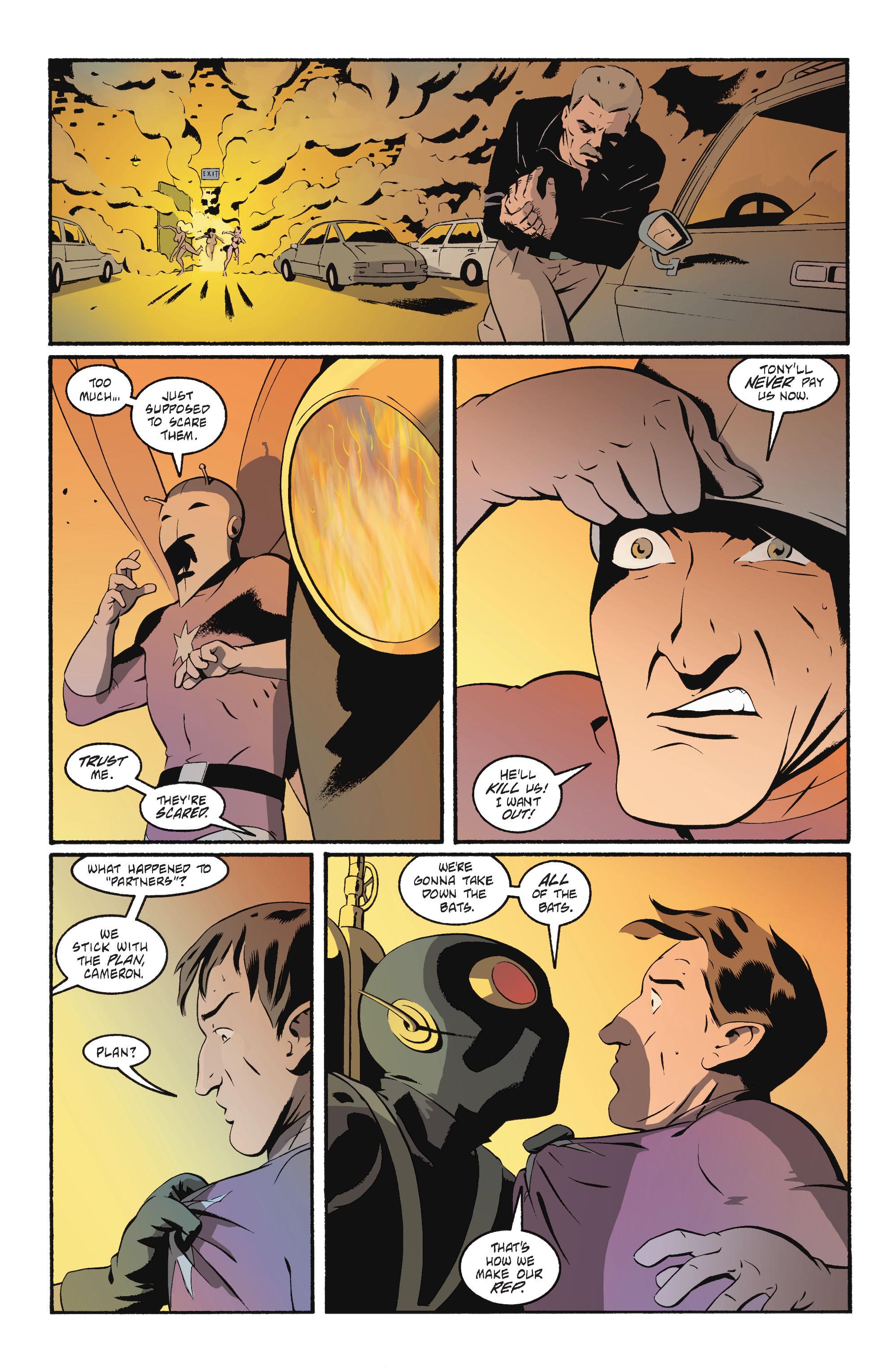 Read online Batgirl/Robin: Year One comic -  Issue # TPB 2 - 105