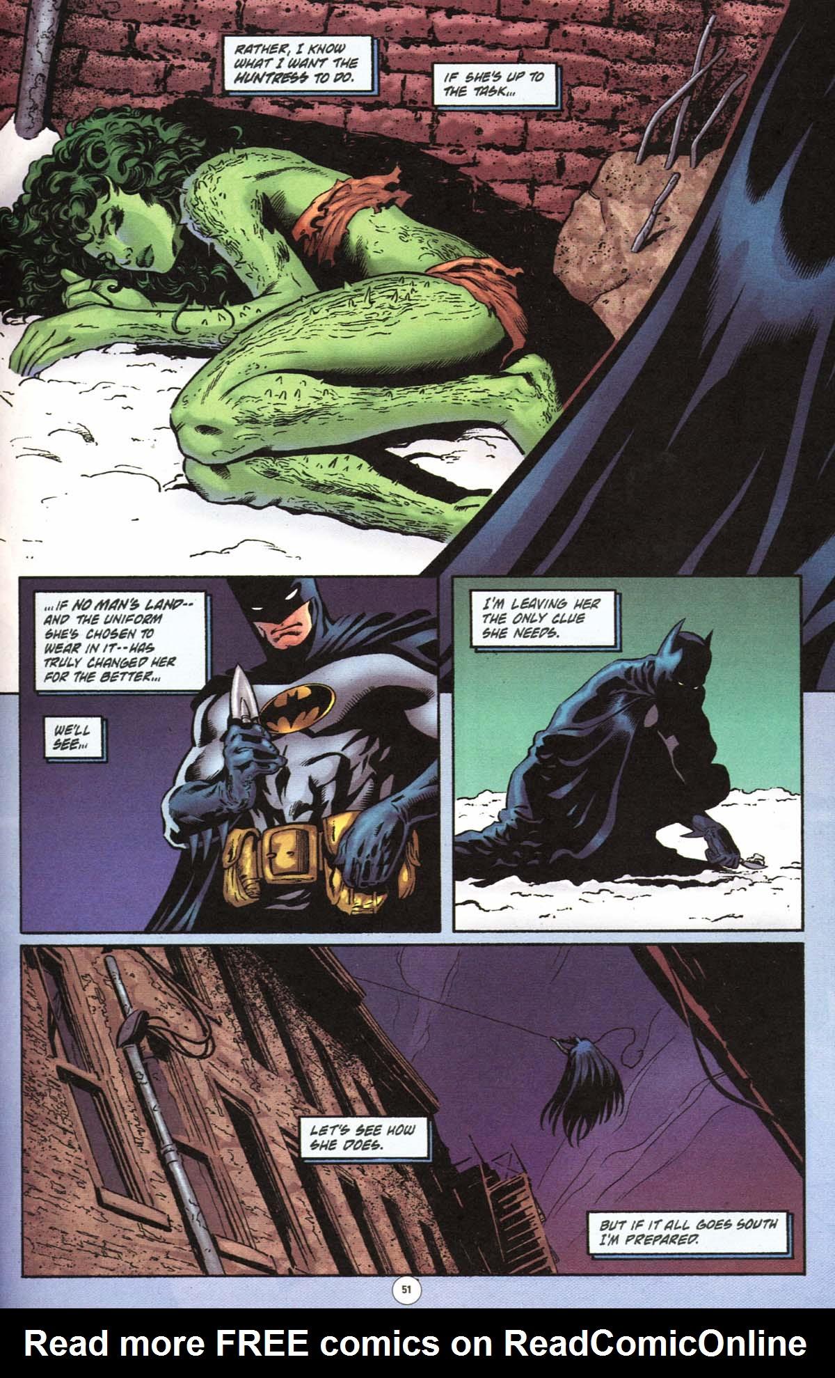 Read online Batman: No Man's Land comic -  Issue #0 - 47