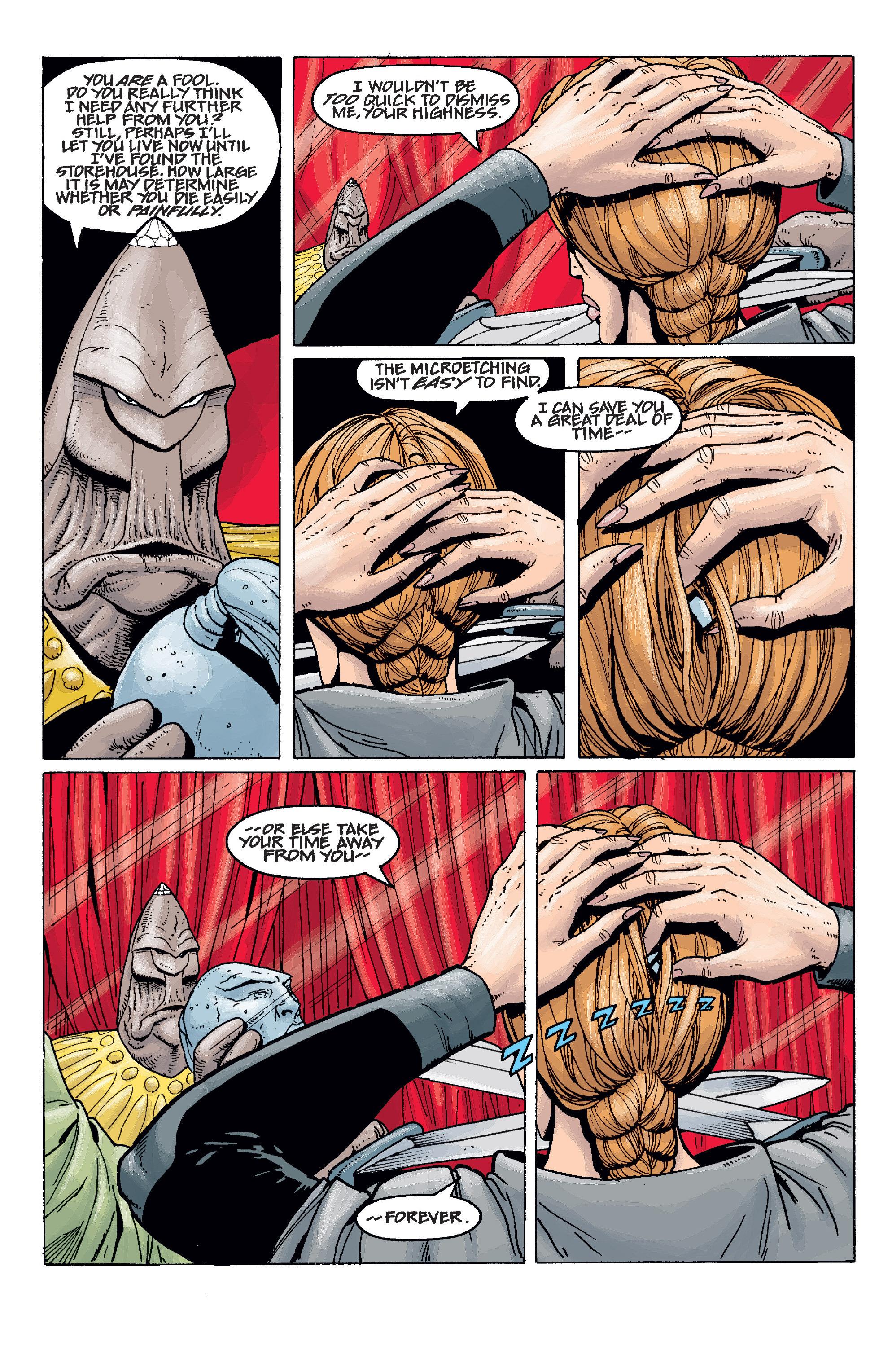 Read online Star Wars Omnibus comic -  Issue # Vol. 11 - 289