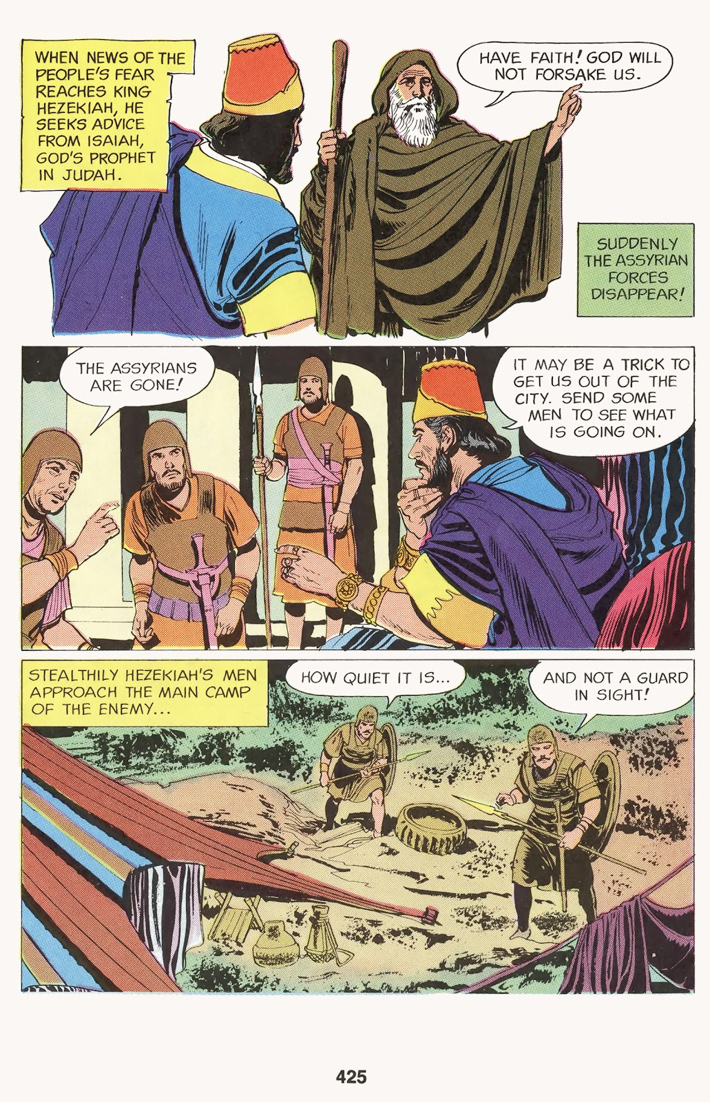 The Picture Bible issue TPB (Part 5) - Page 28